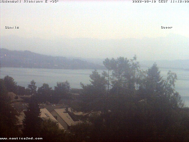 Webcam Lake Zurich